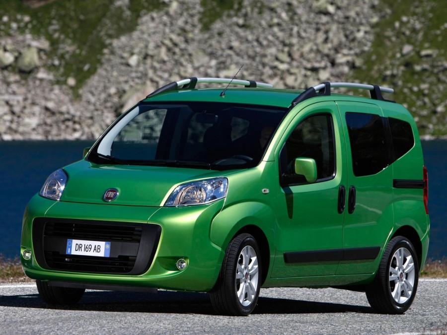 Fiat Fiorino Qubo минивэн 5-дв., 2008–2010, 3 поколение - отзывы, фото и характеристики на Car.ru
