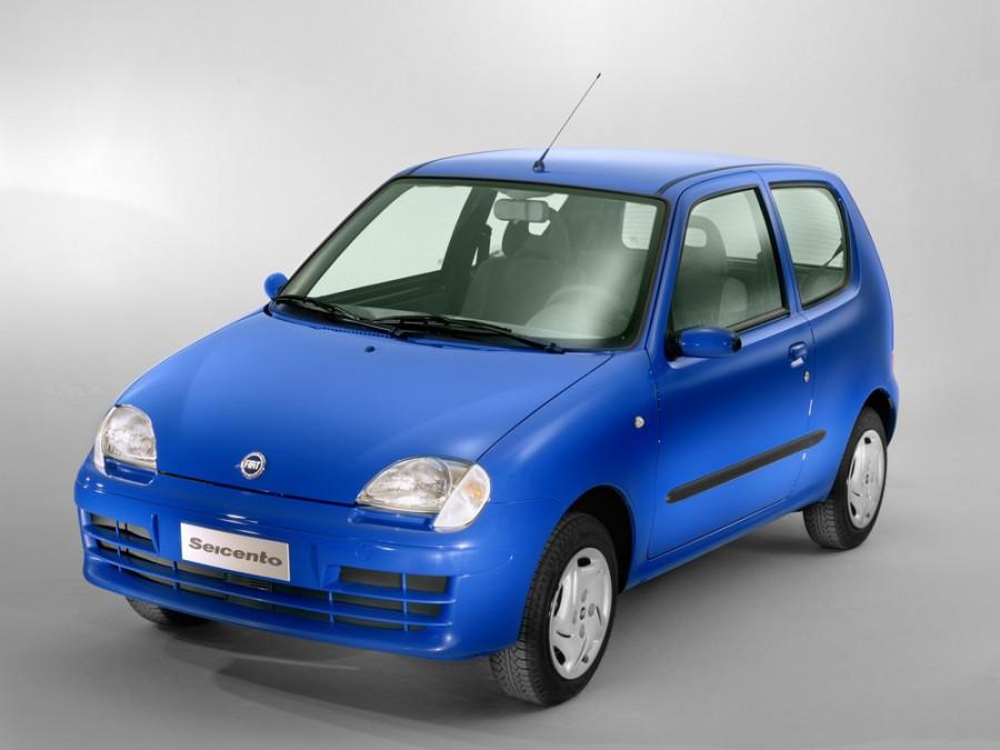 Fiat 600 хетчбэк, 2005–2010, 2 поколение - отзывы, фото и характеристики на Car.ru
