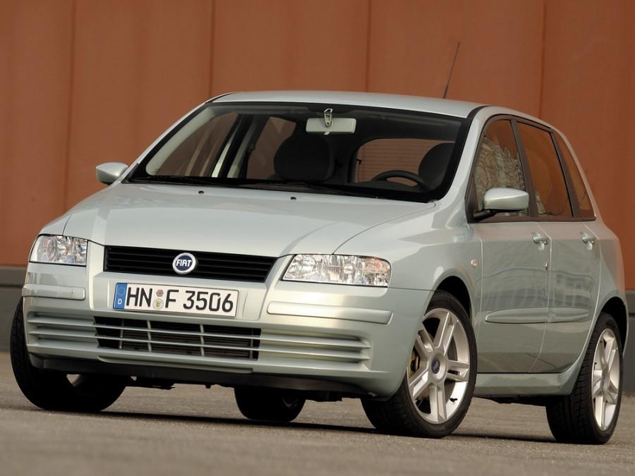 Fiat Stilo хетчбэк 5-дв., 2001–2010, 1 поколение - отзывы, фото и характеристики на Car.ru