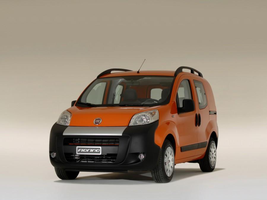Fiat Fiorino Kombi минивэн 5-дв., 2008–2010, 3 поколение - отзывы, фото и характеристики на Car.ru