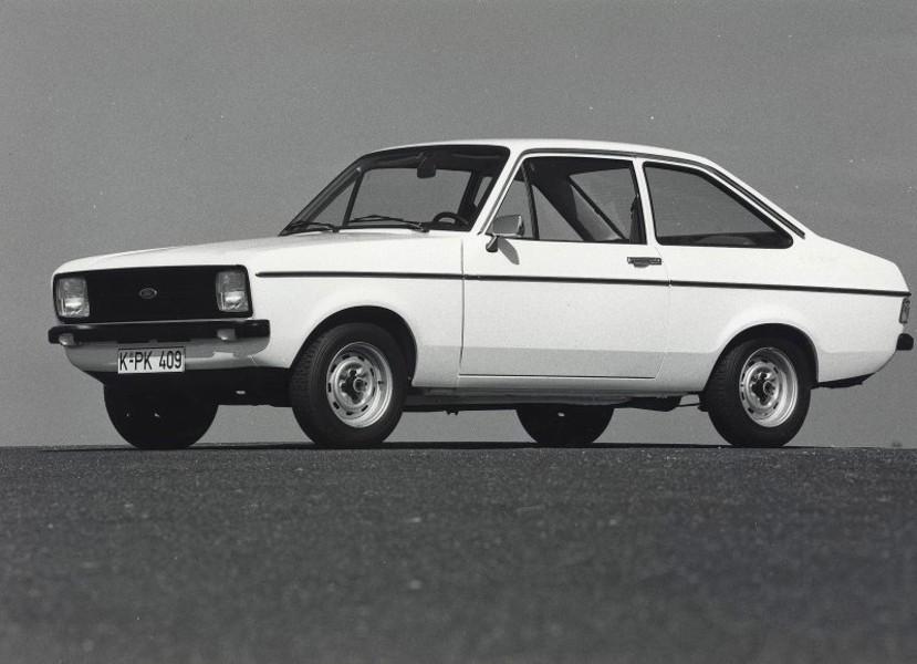 Ford Escort купе 2-дв., 1978–1981, 2 поколение [рестайлинг] - отзывы, фото и характеристики на Car.ru