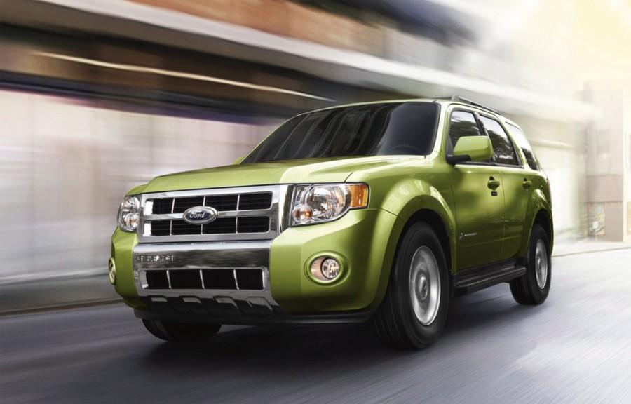 Технические характеристики Ford / Форд, справочник по Ford ...