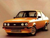 Ford Escort, 2 поколение [рестайлинг], Rs купе 2-дв., 1978–1981