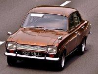 Ford Escort, 1 поколение, Седан, 1968–1974