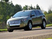 Ford Edge, 1 поколение [рестайлинг], Кроссовер, 2011–2015