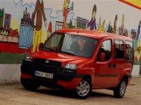 Fiat Doblo, 1 поколение, Минивэн, 2001–2005