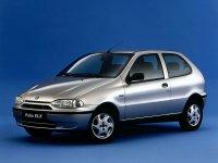 Fiat Palio, 1 поколение, Хетчбэк, 1996–2004