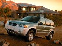 Ford Escape, 1 поколение [рестайлинг], Hybrid кроссовер 5-дв., 2004–2007