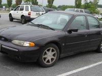 Ford Contour, 1 поколение, Седан, 1995–1997