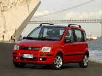 Fiat Panda, 2 поколение, Хетчбэк 5-дв., 2003–2011