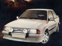 Ford Escort, 3 поколение, Rs хетчбэк 3-дв., 1980–1986