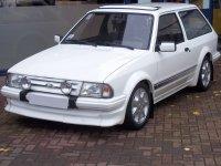 Ford Escort, 3 поколение, Rs универсал 3-дв., 1980–1986
