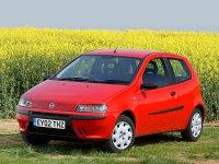 Fiat Punto, 2 поколение, Хетчбэк, 1999–2003