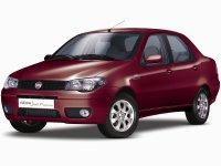 Fiat Albea, 1 поколение, Седан, 2002–2011