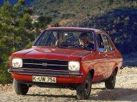 Ford Escort, 2 поколение, Седан, 1974–1980