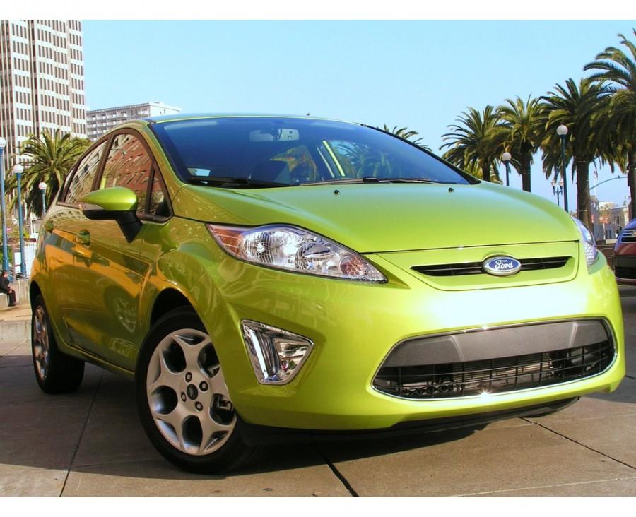 Ford Fiesta: цена, технические характеристики, фото, Форд ...