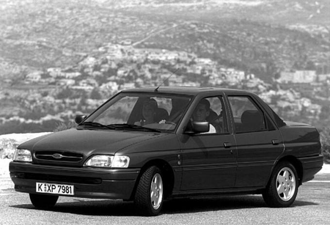 Ford Escort седан, 1992–1995, 5 поколение [рестайлинг] - отзывы, фото и характеристики на Car.ru