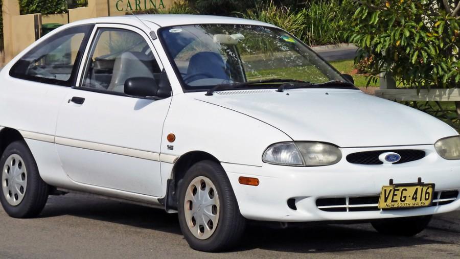 Ford Festiva хетчбэк, 1997–2000, 2 поколение [рестайлинг] - отзывы, фото и характеристики на Car.ru