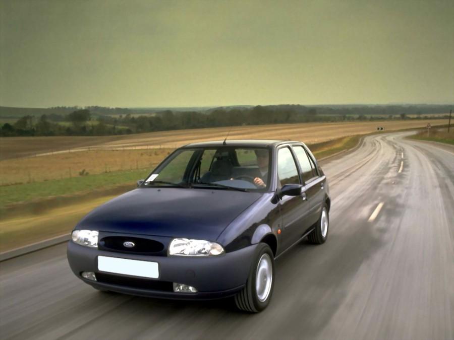 Ford Fiesta хетчбэк 5-дв., 1996–2000, 4 поколение - отзывы, фото и характеристики на Car.ru