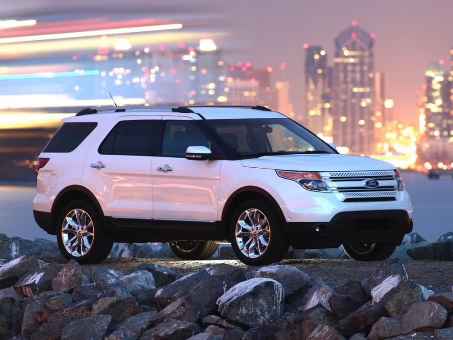 Отзывы владельцев Ford Explorer (Форд Эксплорер) с ФОТО