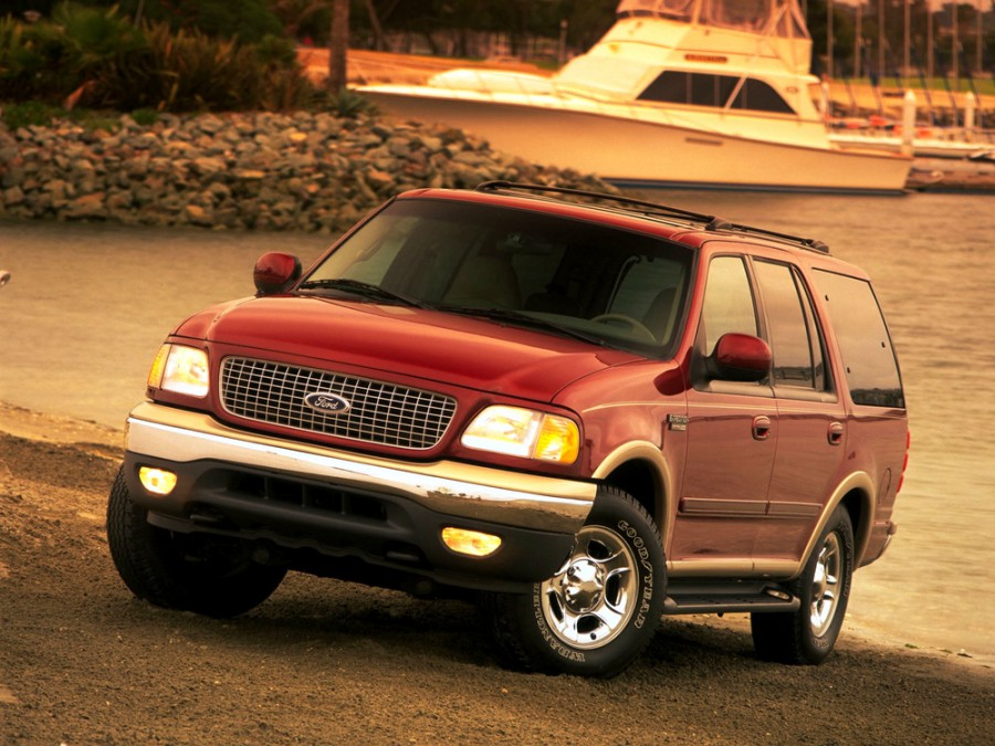 Ford Expedition, Армавир