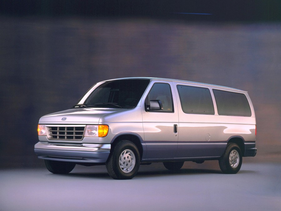 Ford E-series микроавтобус, 1992–2016, 4 поколение - отзывы, фото и характеристики на Car.ru