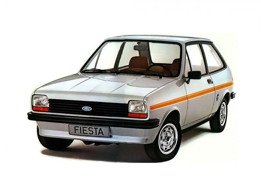 Ford Fiesta хетчбэк 3-дв., 1976–1983, 1 поколение - отзывы, фото и характеристики на Car.ru