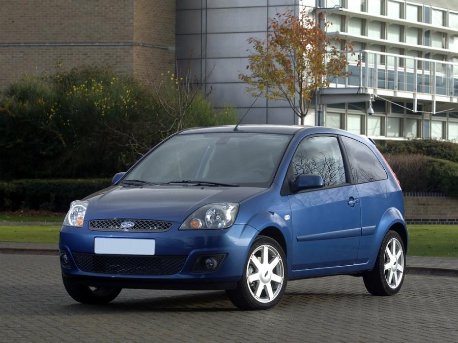 Ford Fiesta хетчбэк 3-дв., 2005–2010, 5 поколение [рестайлинг] - отзывы, фото и характеристики на Car.ru