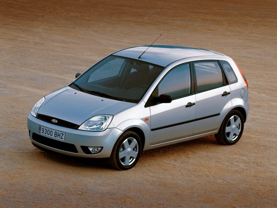 Ford Fiesta хетчбэк 5-дв., 2002–2007, 5 поколение - отзывы, фото и характеристики на Car.ru