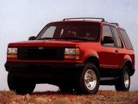 Ford Explorer, 1 поколение, Sport внедорожник 3-дв., 1990–1995