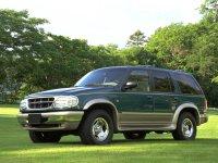 Ford Explorer, 2 поколение, Внедорожник 5-дв., 1995–1999