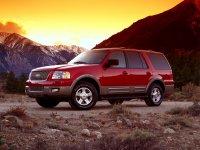 Ford Expedition, 2 поколение, Внедорожник, 2003–2006