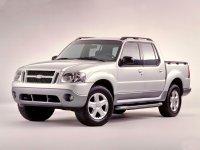 Ford Explorer Sport Trac, 1 поколение, Пикап, 2001–2005