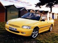 Ford Escort, 6 поколение, Кабриолет, 1995–2000