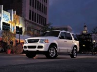 Ford Explorer, 3 поколение, Внедорожник, 2002–2006