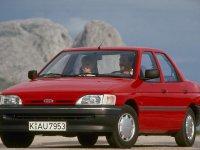 Ford Escort, 5 поколение, Седан, 1990–1992