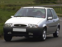 Ford Fiesta, 4 поколение, Хетчбэк 3-дв., 1996–2000