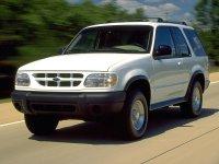 Ford Explorer, 2 поколение [рестайлинг], Sport внедорожник 3-дв., 1999–2001