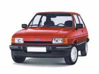 Ford Fiesta, 2 поколение, Хетчбэк 3-дв., 1983–1989