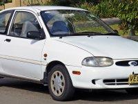 Ford Festiva, 2 поколение [рестайлинг], Хетчбэк, 1997–2000