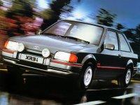 Ford Escort, 4 поколение, Хетчбэк 3-дв., 1986–1995