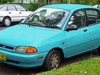 Ford Festiva, 2 поколение, Хетчбэк 5-дв., 1993–1997