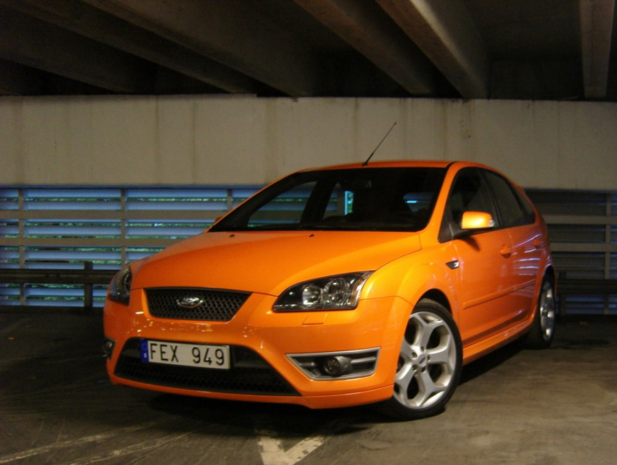 Расход топлива Ford Focus (Форд Фокус)
