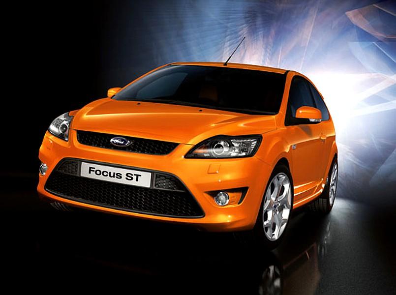 Ford Focus ST хетчбэк 3-дв., 2008–2011, 2 поколение [рестайлинг] - отзывы, фото и характеристики на Car.ru
