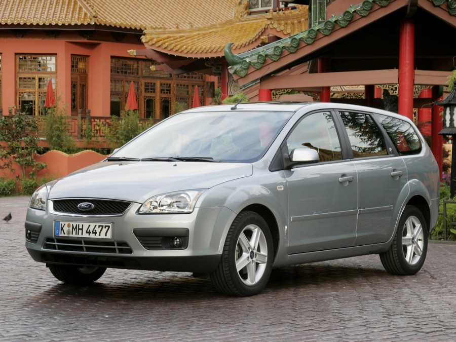 Ford Focus, Анапа