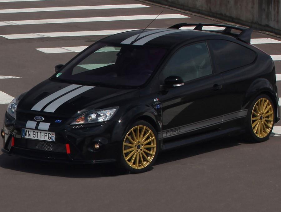 Ford Focus RS Le Mans Edition хетчбэк 3-дв., 2008–2011, 2 поколение [рестайлинг] - отзывы, фото и характеристики на Car.ru