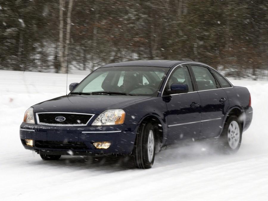 Ford Five Hundred седан, 2004–2016, 1 поколение - отзывы, фото и характеристики на Car.ru