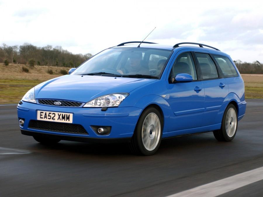 Ford Focus ST универсал, 2001–2004, 1 поколение [рестайлинг] - отзывы, фото и характеристики на Car.ru