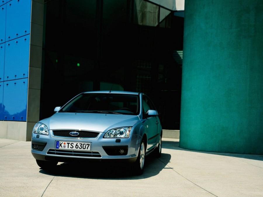 Ford Focus хетчбэк 3-дв., 2004–2008, 2 поколение - отзывы, фото и характеристики на Car.ru