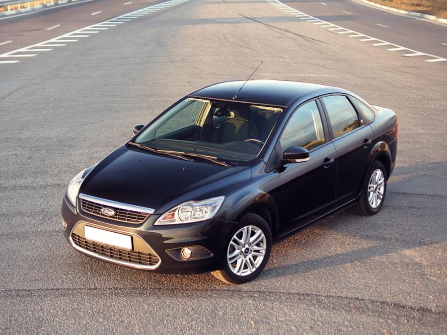 форд фокус 2 седан рестайлинг фото #11